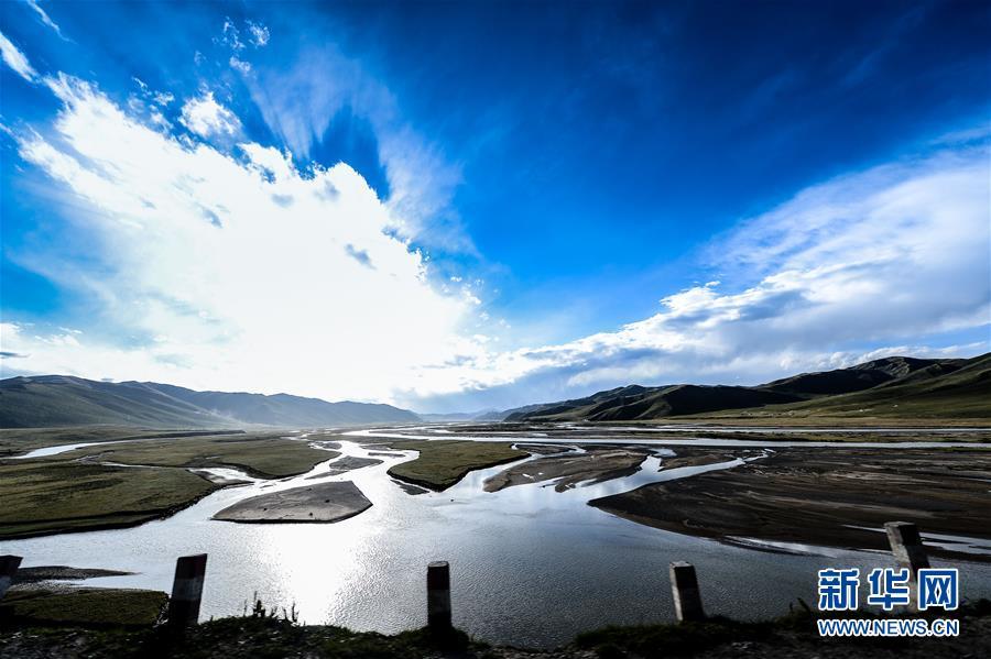 三江源地区见证青藏高原生态建设奇迹