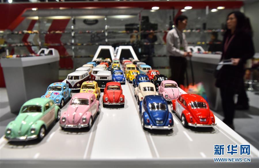 第44届香港玩具展开幕