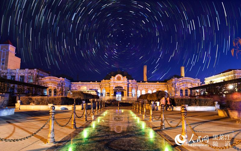 图说龙江:百年历史的见证 哈尔滨香坊火车站