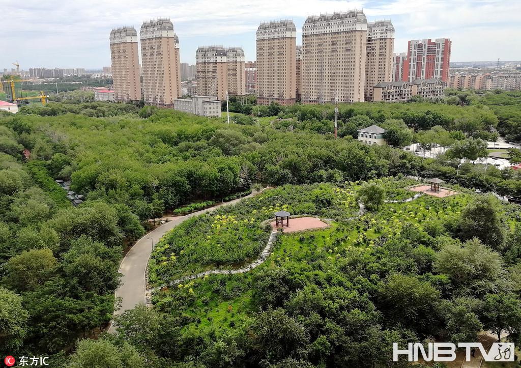 哈尔滨市内天然氧吧占地多达100多公顷(组图)