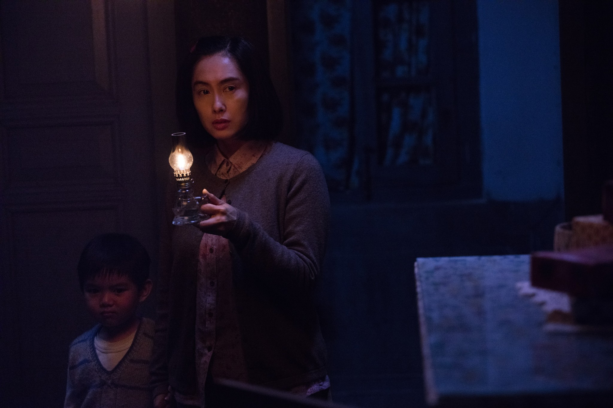 朱茵复出接拍恐怖电影《古宅》 挑战角色从20岁演到60岁