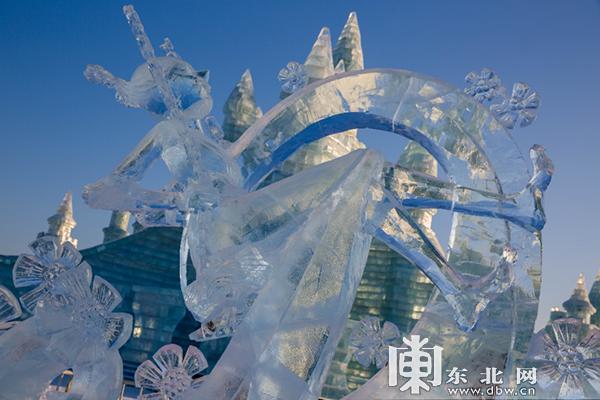 带你去看51座冰雕艺术精品