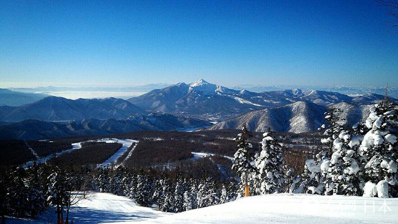 日本里磐梯GRANDECO滑雪度假村