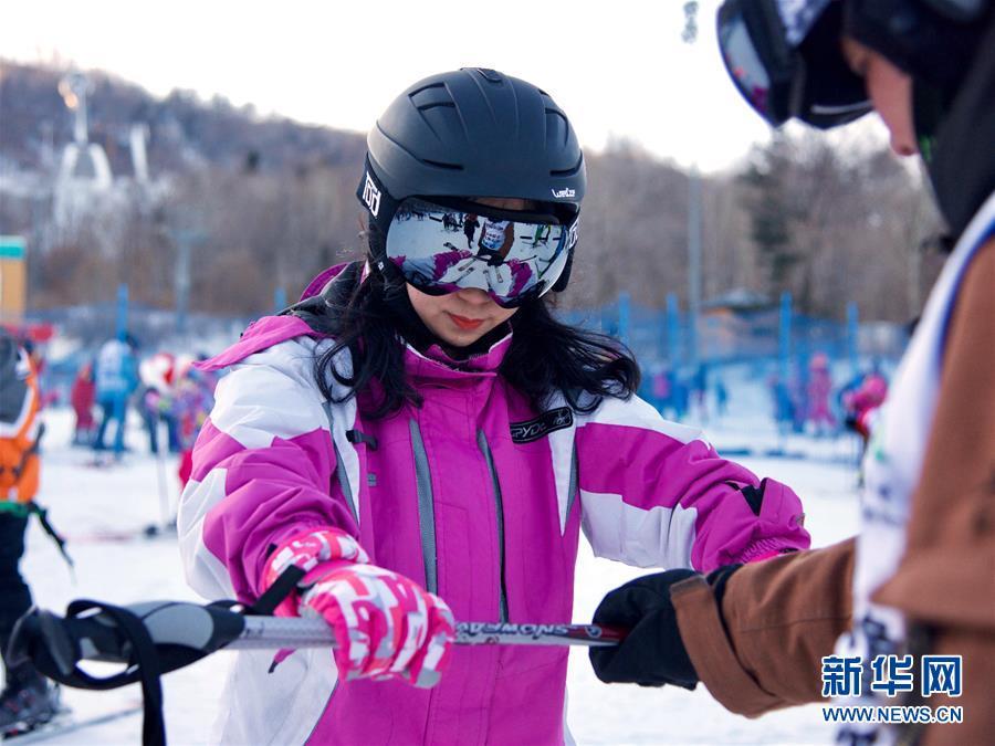亚布力滑雪乐