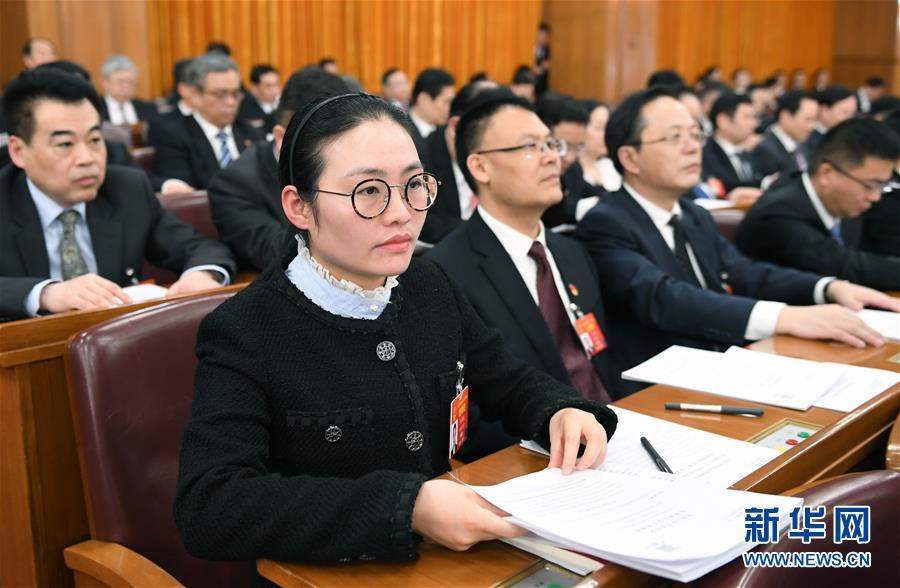 全国人大代表王萌萌:关注乡村人才振兴