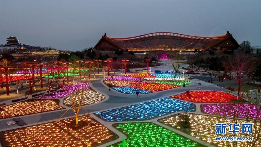 畅享绿色生活 共建美丽家园——写在北京世园会开幕倒计时一个月之际