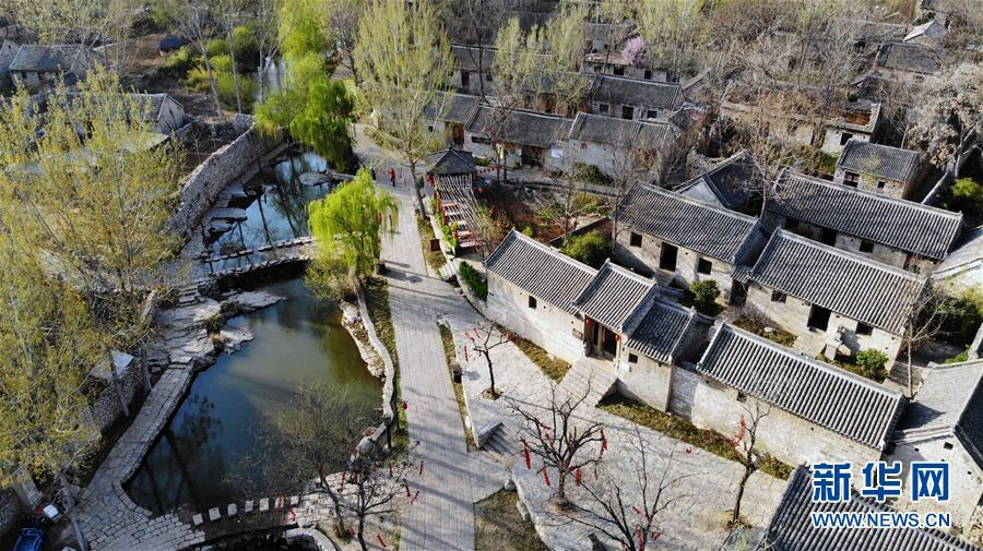 上九山古石村的千年记忆