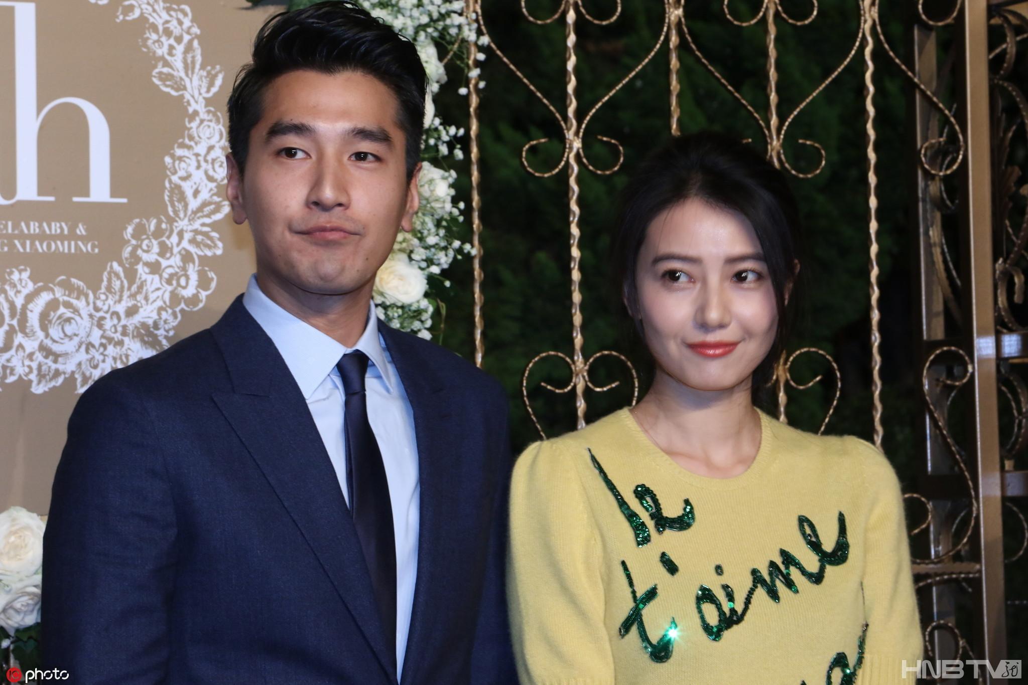 赵又廷宣布39岁妻子高圆圆怀孕 预产期被曝7月