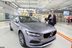 黑龙江大庆:400余辆豪华车销往美国  揭该车全球出口序幕