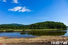 黑龙江勤得利农场额图渔村 山清水秀的原生态渔村