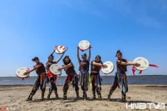 同江:赫哲族原生态舞蹈《江畔神韵》瑰丽迷人