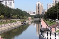 臭水沟变成景观河 哈尔滨马家沟成功升级改造(组图)