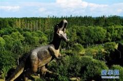 走進嘉蔭恐龍國家地質公園