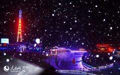 """原生态的雪村""""童话世界""""二浪河(组图)"""