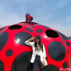 伊能静日本旅行晒美照 打扮青春靓丽皮肤细腻