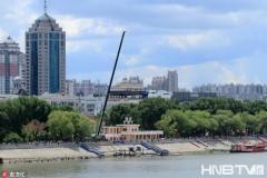 哈尔滨将在松花江上打造超级喷泉 最高能喷到180米(组图)