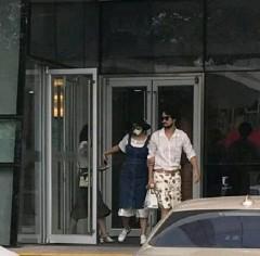 怀孕了?网友医院妇产科偶遇袁弘张歆艺