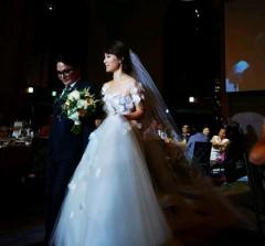 什么来头?摄影师结婚萧敬腾侯佩岑等数十位大咖现身