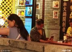 谢霆锋似与王菲视频满脸笑容 张靓颖做东刷成都火锅