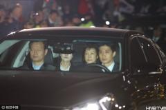 韩国法院批准拘捕朴槿惠 与崔顺实被关押同一看守所