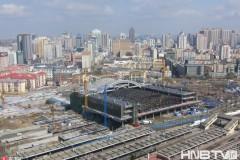 哈尔滨站北广场将即将完工 预计8月底投用