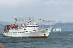 蛟龙号完成大洋38航次科考荣归青岛母港(组图)