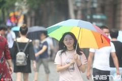 黑龙江哈尔滨:冰城入雨季天气凉爽