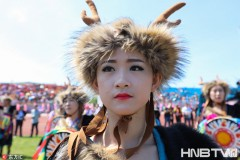 黑龙江饶河:神奇美丽的赫哲族服饰 绚丽灿烂的民族瑰宝(组图)