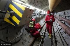 中俄东线黑龙江盾构隧道掘进突破千米大关