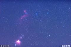 鸡西兴凯湖春季璀璨星空(组图)