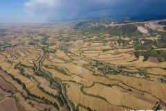 新疆奇臺:天山麥海 美景如畫