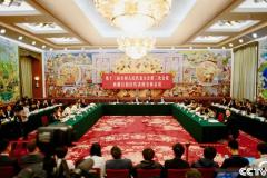 多省份代表团开放团组会议