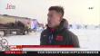 2020中国伊春全国冬季铁人三项赛举行
